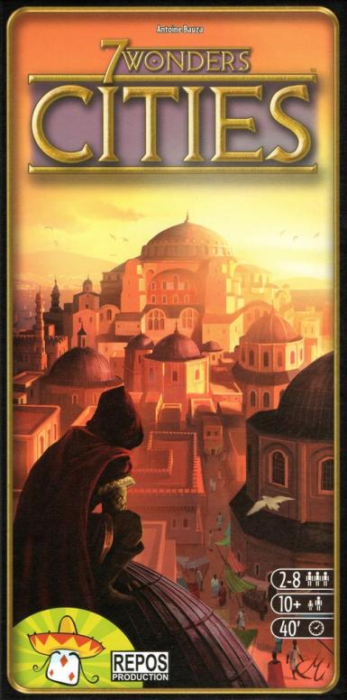 7 WONDERS - CITIES EXPANSION