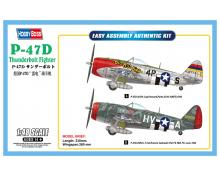 5804 - P-47 D THUNDERBOLT 1/48