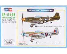 HB: 5802 - P-51 D MUSTANG 1/48