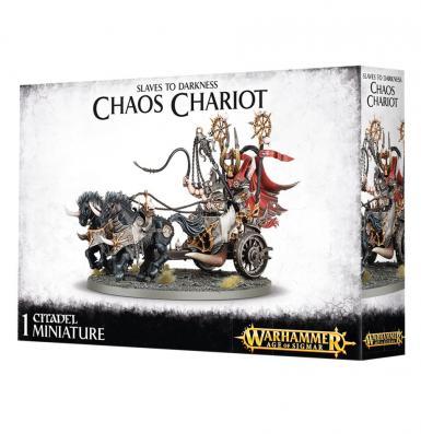 WARRIORS OF CHAOS - CHARIOT (BOX)