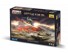 ZV: 7410 - HOT WAR: BATTLE FOR OIL