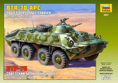 3557 - BTR-70 APC 1/35
