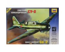 ZV: 4805 - SU-2 SOVIET LIGHT BOMBER 1/48