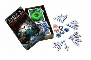 SHADOWS OVER CAMELOT - CARD GAME