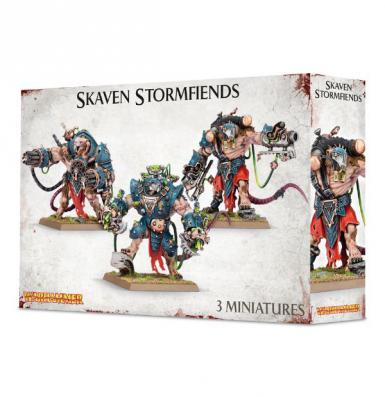 SKAVEN - STORMFIENDS (BOX)