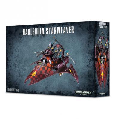 ELDAR - HARLEQUIN STARWEAVER 2015 (BOX)
