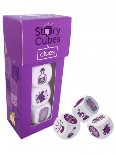 STORY CUBES - CLUES