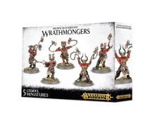 WARRIORS OF CHAOS - KHORNE WRATHMONGERS (BOX)