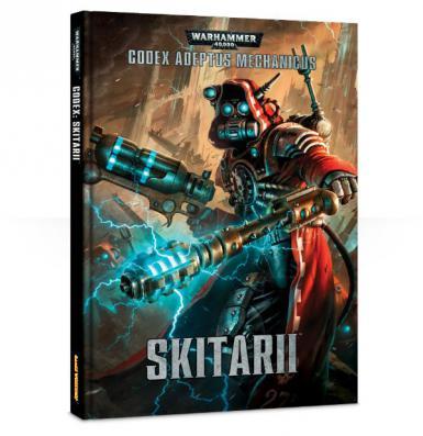 CODEX - SKITARII (BOOK)