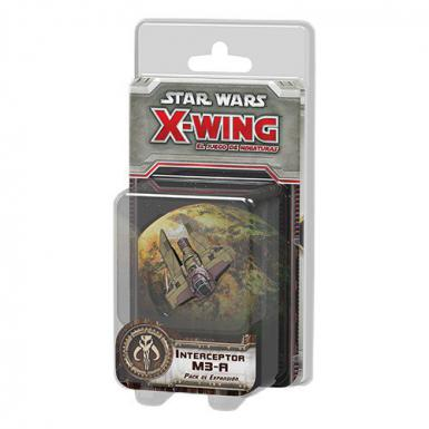 STAR WARS X-WING MIN. - M3-A INTERCEPTOR EXPANSION