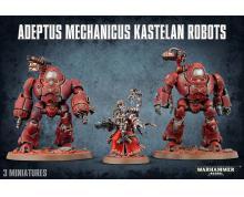 ADEPTUS MECHANICUS - KASTELAN ROBOTS (BOX)