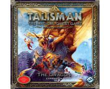 TALISMAN 4TH ED - DRAGON EXPANSION
