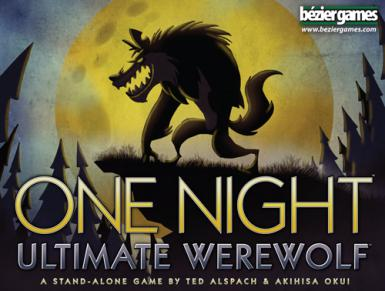 ULTIMATE WEREWOLF - ONE NIGHT