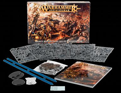 STARTER - WARHAMMER AGE OF SIGMAR (BOX)