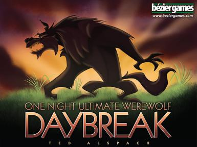 ULTIMATE WEREWOLF - DAYBREAK ONE NIGHT