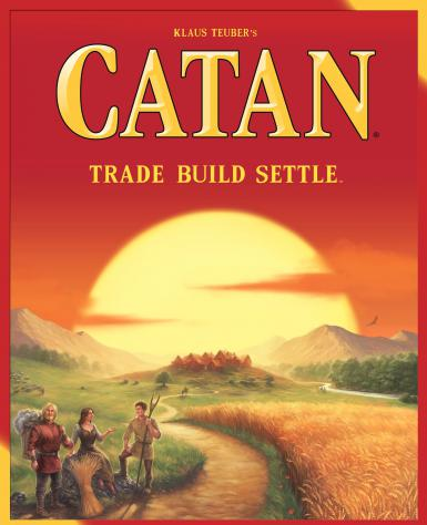 SETTLERS OF CATAN 2015