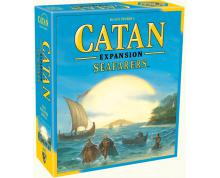 SETTLERS OF CATAN 2015 - SEAFARERS EXPANSION