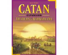 SETTLERS OF CATAN 2015 - TRADERS & BARBARIANS EXPANSION
