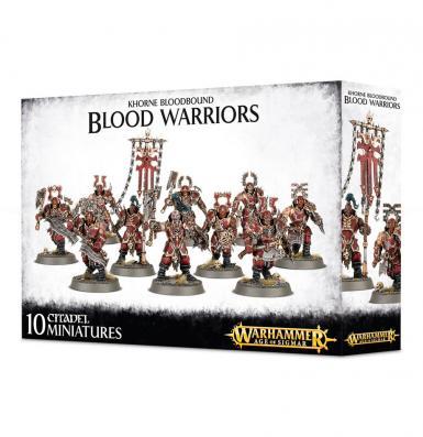 KHORNE BLOODBOUND - BLOOD WARRIORS (BOX)