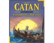 SETTLERS OF CATAN 2015 - EXPLORERS & PIRATES EXPANSION
