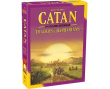 SETTLERS OF CATAN 2015 - TRADERS & BARBARIANS 5-6 PLAYER  EXTENSION