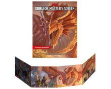 DUNGEONS & DRAGONS RPG - MASTER'S SCREEN /5