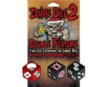 ZOMBIE DICE 2 - DOUBLE FEATURE EXPANSION