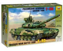 ZV: 5020 - RUSSUAN MAIN BATTLE TANK T-90 1/72