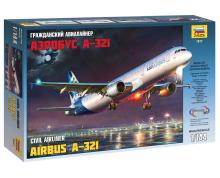 ZV: 7017 - AIRBUS A-321 1/144