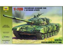 ZV: 3551 - RUSSIAN MAIN BATTLE TANK T-72 1/35