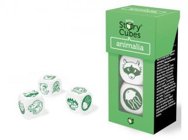 STORY CUBES - ANIMALIA