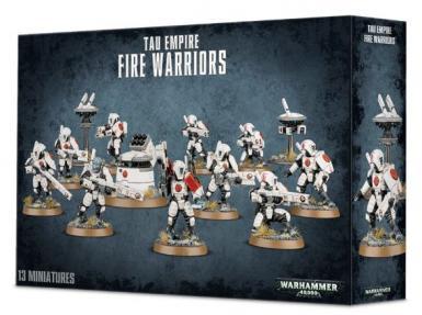 TAU - FIRE WARRIORS 2015 (BOX)