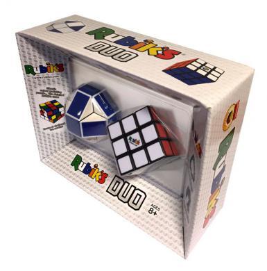 RUBIKS CUBE - DUO PACK (3X3 + TWIST)