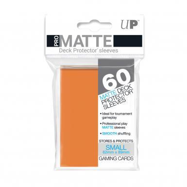 DP SMALL - 60 KOM - PRO-MATTE ORANGE