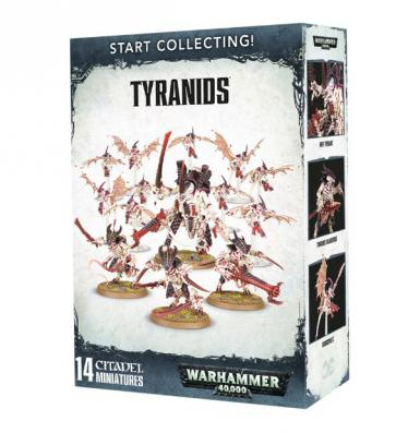 START COLLECTING! - TYRANIDS (BOX)
