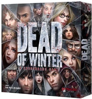 DEAD OF WINTER - A CROSSROADS GAME
