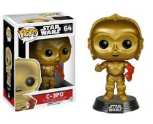 FUNKO POP! - STAR WARS THE FORCE AWAKENS - C3PO 4 INCH