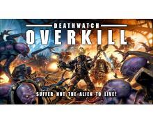 STARTER - DEATHWATCH OVERKILL (BOX)