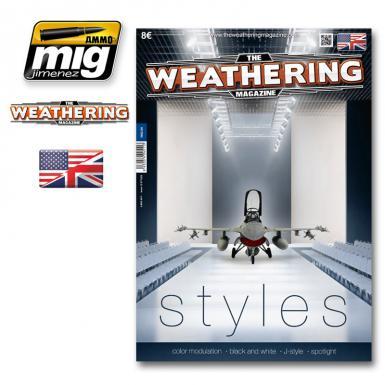 4511 - WEATHERING MAGAZINE ISSUE 12 STYLES