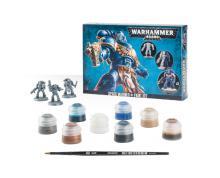SET - SPACE MARINES + PAINT SET (BOX)