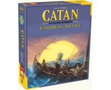 SETTLERS OF CATAN 2015 - EXPLORERS AND PIRATES 5-6 PLAYERS EXTENSION