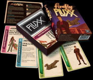 FLUXX - FIREFLY