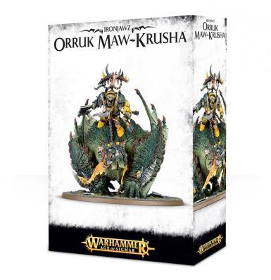 ORC/ORRUK - MAW-KRUSHA (BOX)
