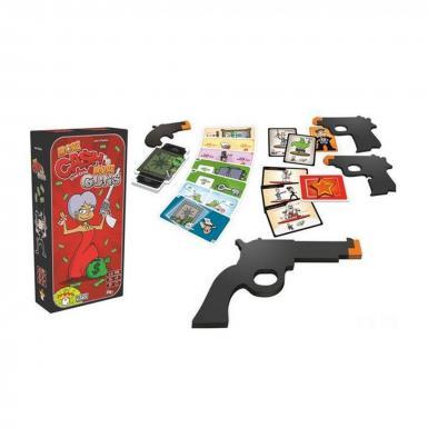 CASH N´ GUNS 2ND EDITION - MORE CASH AND MORE GUNS