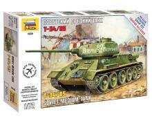 ZV: 5039 - T-34/85 1/72