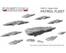 FIRESTORM ARMADA - AQUAN PRIME PATROL FLEET
