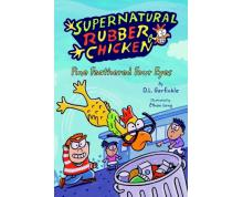 SUPERNATURAL - RUBBER CHICKEN FINE FEATHERED FOUR EYES