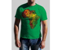 MAJICA RW KRATKI RUKAV - AFRICA