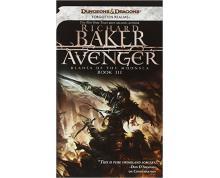 D&D - AVENGER - (BLADES OF THE MOONSEA BOOK III)