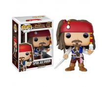 FUNKO POP! - PIRATES OF THE CARRIBEAN - CAPTAIN JACK SPARROW 4INCH